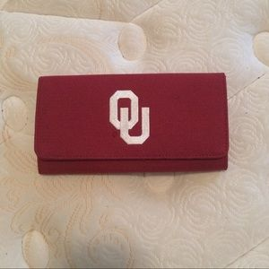Accessories - University of Oklahoma Wallet